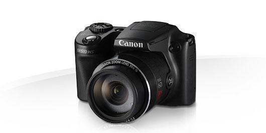 1fa599987266 Canon PowerShot SX510 HS - PowerShot and IXUS digital compact ...