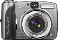 Powershot A710 IS